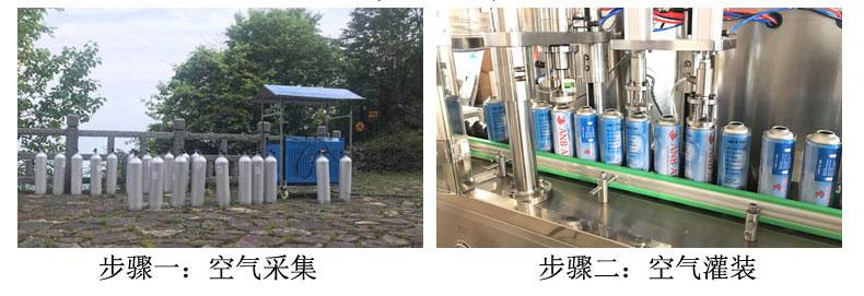 空气罐头生产流程
