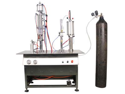 半自动空气灌装设备