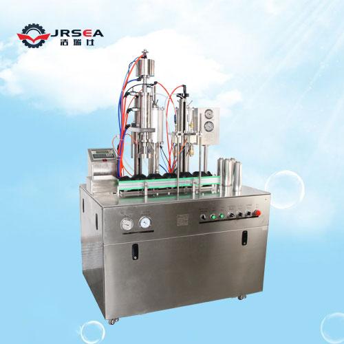二元气雾剂灌装机