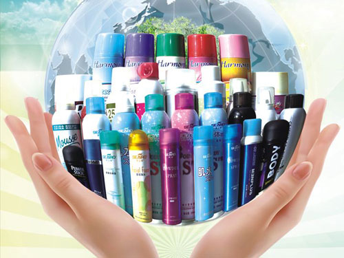 化妆品气雾剂