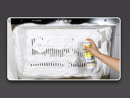 气雾剂厨房油污清洗剂